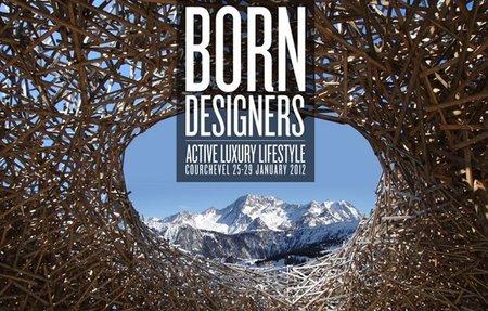 """Courchevel acoje el """"Born Designers 2012"""" del 25 al 29 de enero"""