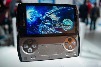 Xperia Play: lista con los 60 juegos de lanzamiento