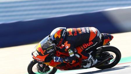Raul Fernandez Misano Moto3 2020