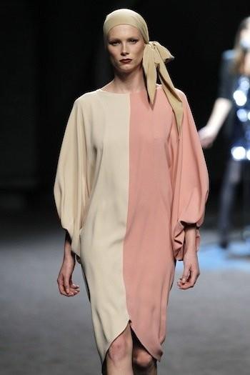 Duyos en la Cibeles Madrid Fashion Week Otoño-Invierno 2011/2012