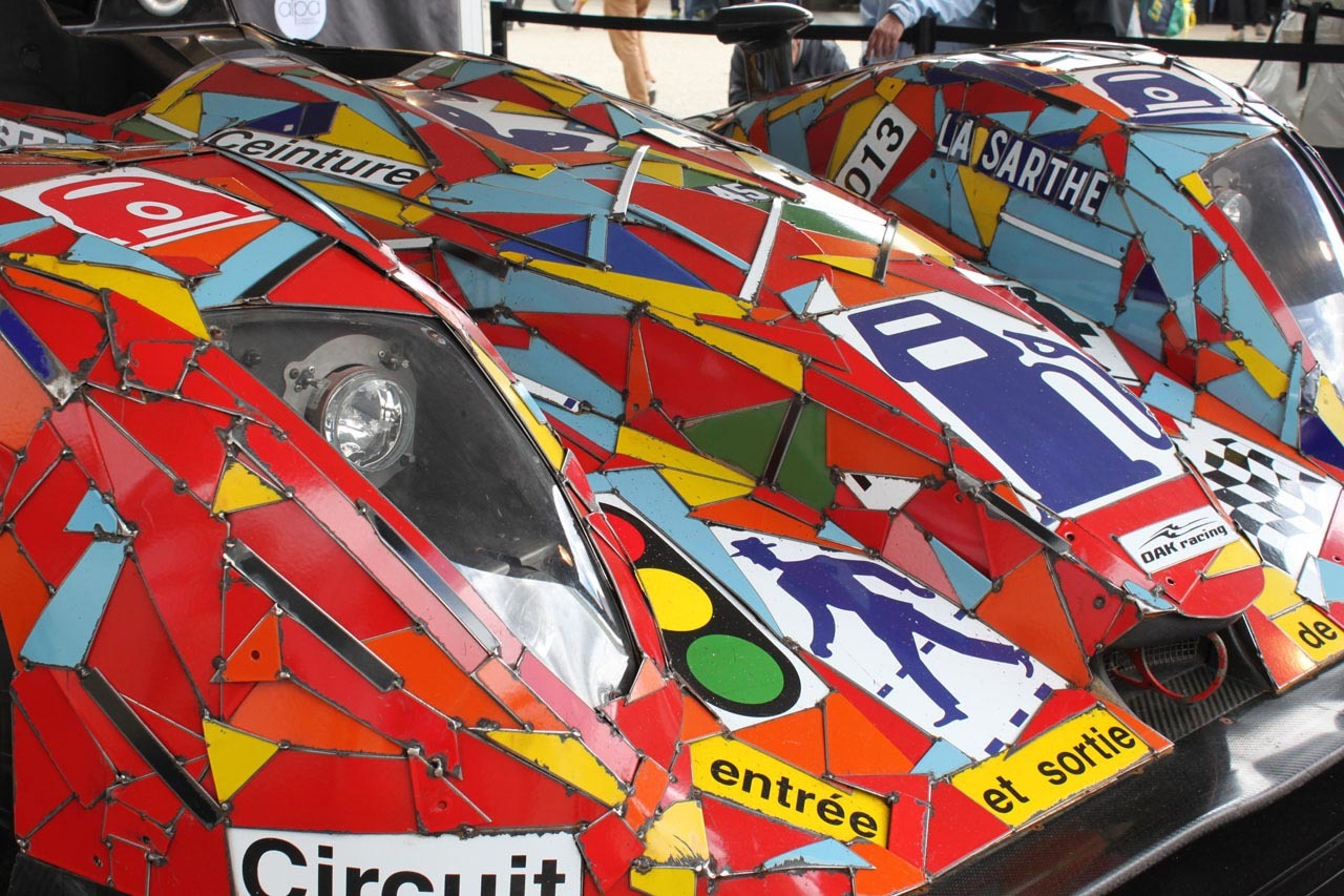 24 horas de Le Mans 2013: 24 horas, 24 fotos