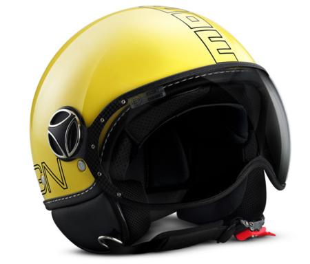 Nuevos cascos FGTR Glam de Momodesign