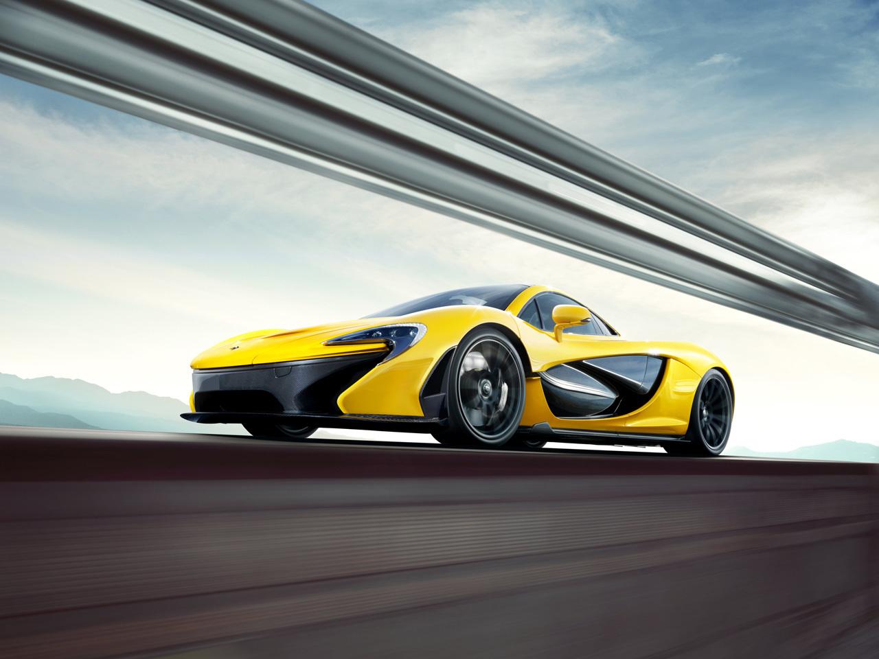 Foto de McLaren P1 (3/12)