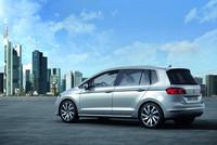 Volkswagen Golf Sportsvan: el Golf Plus se actualiza en Frankfurt