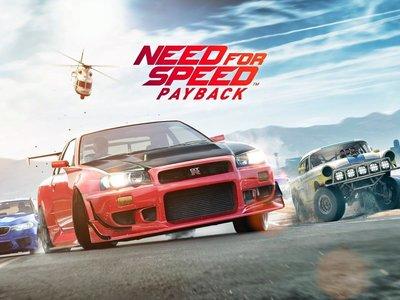 """Así de espectacular se luce """"Need For Speed: Payback"""" en su primer trailer"""