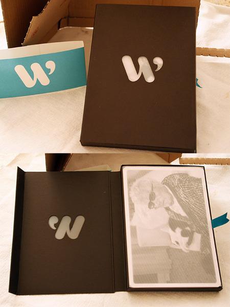 wemory box