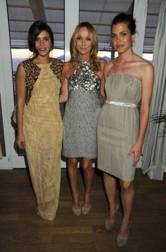 Todos los asistentes a la fiesta, en Cannes, organizada por Vanity Fair y Gucci en homenaje a Martin Scorsese
