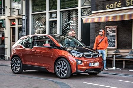 BMW i3 jóvenes