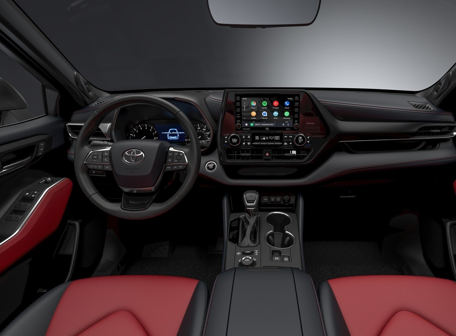 Foto de Toyota Highlander XSE 2021 (6/9)