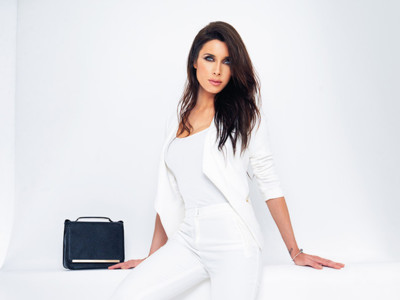 Pilar Rubio, una WAG muy atractiva como imagen de Mariamare