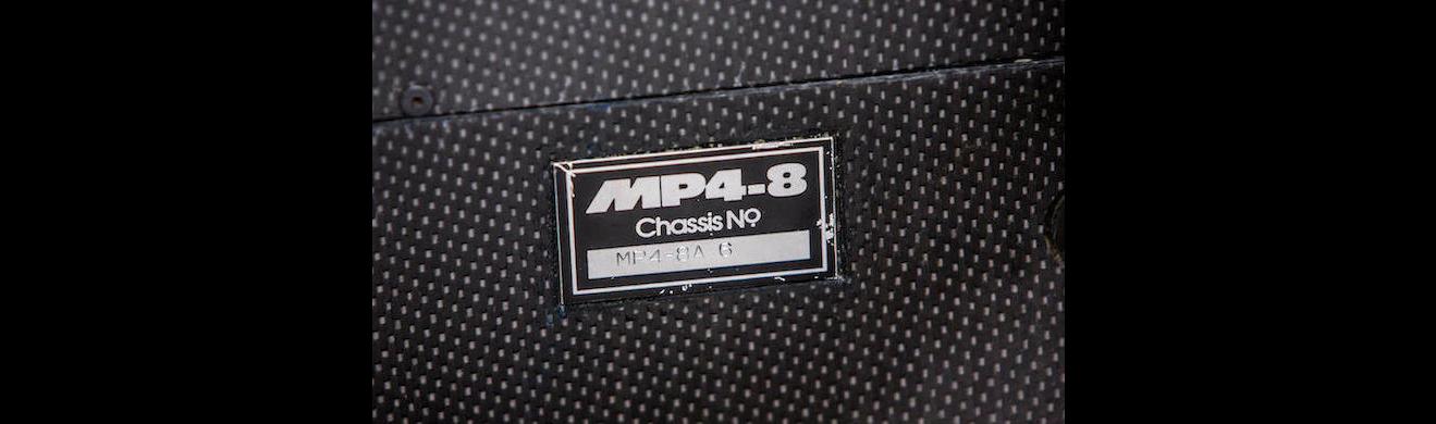 Foto de McLaren MP4/8A 1993 (25/29)