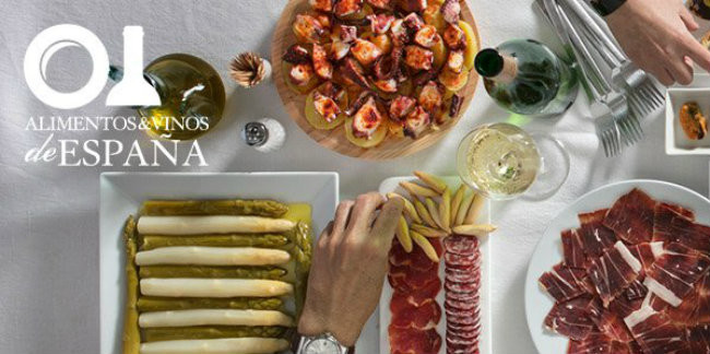 Alimentos De Espana Portada