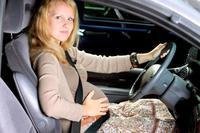 ¿Tienen más accidentes de tráfico las mujeres embarazadas?