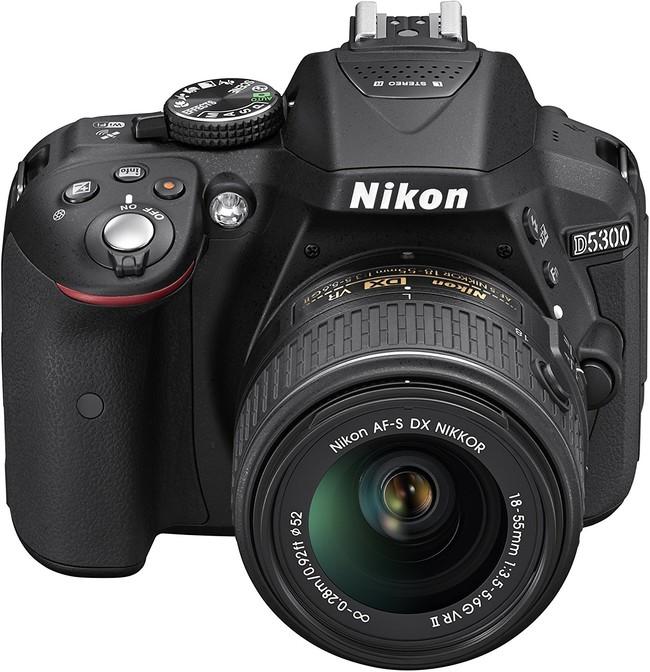 Nikon D530