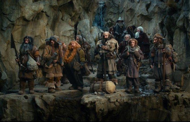 Los protagonistas de El Hobbit: Un Viaje Inesperado