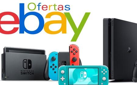 Ofertas en consolas y accesorios por el Día del Soltero en eBay