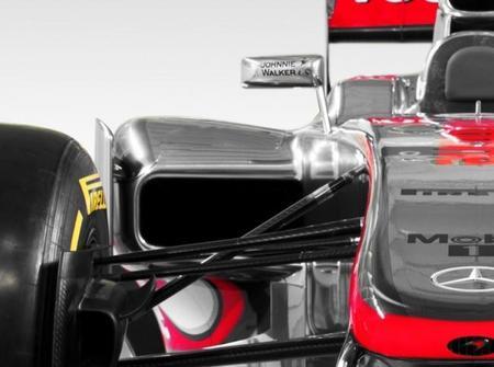 Carlos Slim Domit acuerda relación de patrocinio con McLaren