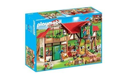 El set de Playmobil Country: Granja está rebajado a 68,76 euros en Amazon con envío gratis