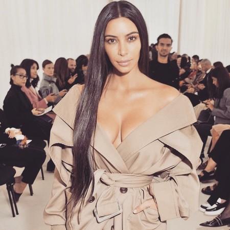 Ahora sí que sí: Kim Kardashian vuelve a publicar en Instagram