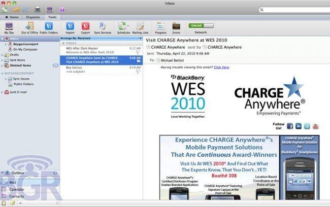 microsoft office 2011 mac outlook