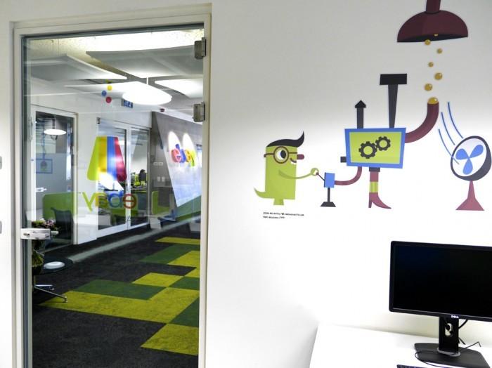 Foto de Las oficinas de eBay en Israel (1/17)