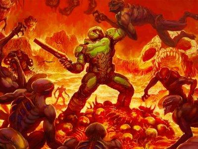 Doom traerá el caos este mes con las partidas a muerte y las partidas privadas