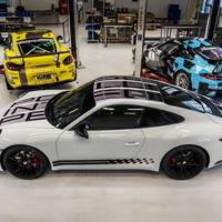 Porsche 911 Carrera S Endurance Racing Edition, homenaje al 919 Hybrid