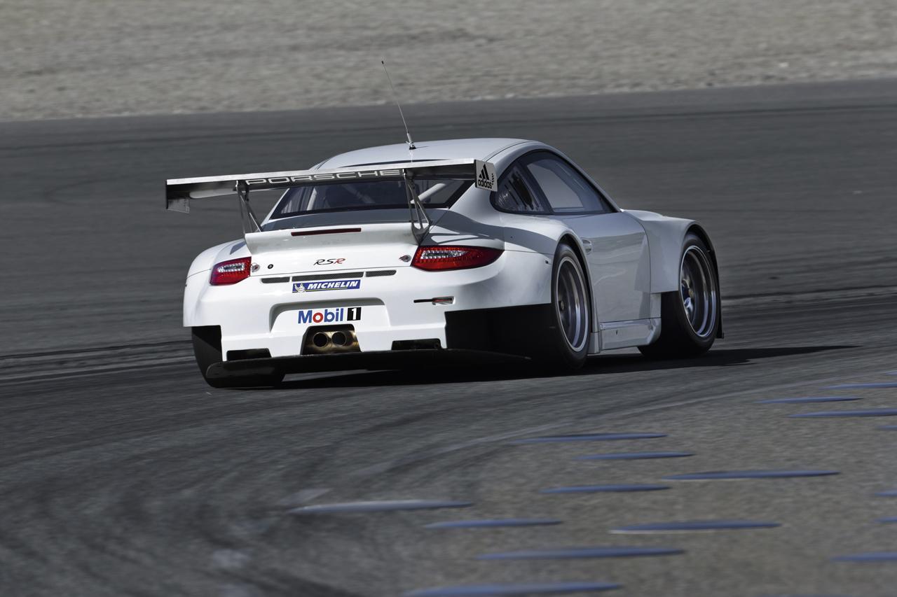 Foto de Porsche 911 GT3 RSR 2012 (8/18)