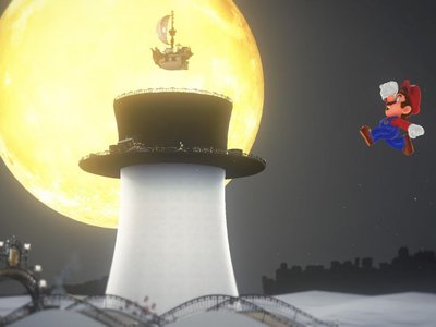 He vuelto a jugar a Super Mario Odyssey y esta vez apunta más aún a ser el juego estrella de Nintendo Switch