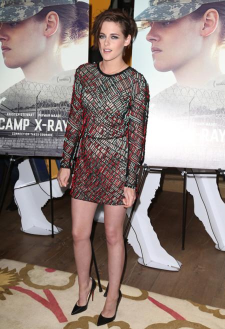 Kristen Stewart Vestido Camp X-Ray