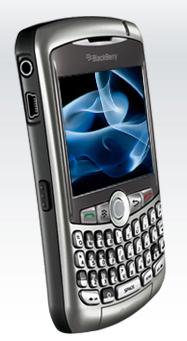 Blackberry 8310, una Curve con GPS para Vodafone