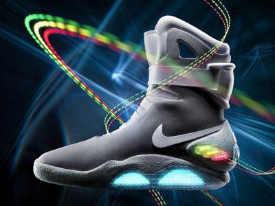 Las zapatillas de 'Regreso al Futuro' pueden ser tuyas: Nike confirma su lanzamiento para 2015