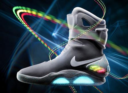Demonio Sabroso Cena  Las zapatillas de 'Regreso al Futuro' pueden ser tuyas: Nike confirma su  lanzamiento para 2015
