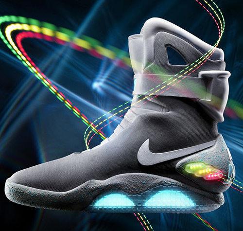 Laszapatillasde'RegresoalFuturo'puedensertuyas:Nikeconfirmasulanzamientopara2015