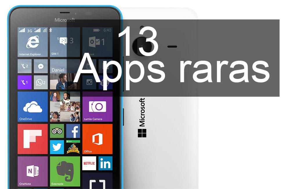 """""""Sí, hay una aplicación para eso"""": 13 apps raras que cuesta creer que alguien las haya desarrollado"""