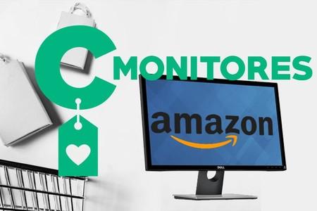 3 monitores de PC rebajados sólo hoy, en Amazon