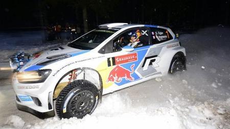 Sebastien Ogier Rally De Suecia 2014