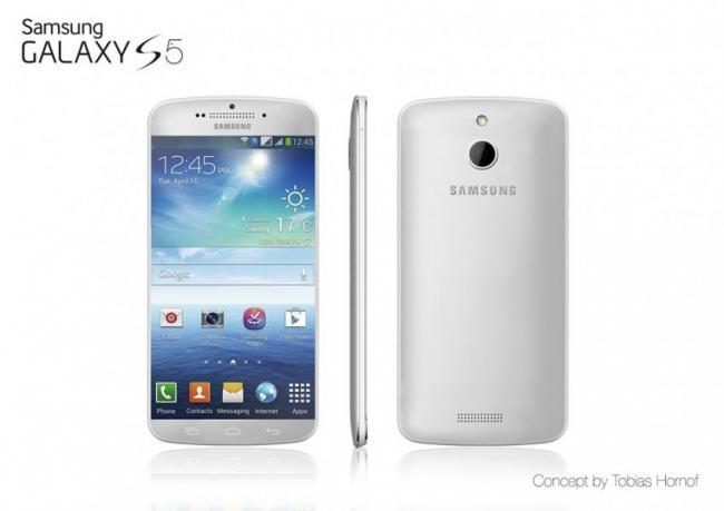 Samsung Galaxy S5: en marzo/abril y posiblemente con reconocimiento de iris