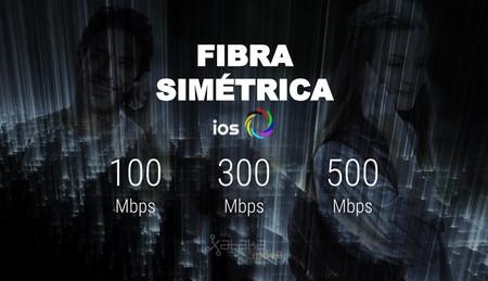 IOS presenta combinados de fibra y móvil con los que ahorrar 2 euros al mes