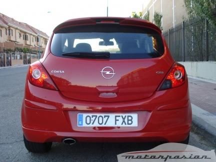 Opel Corsa GSi, prueba (parte 4)