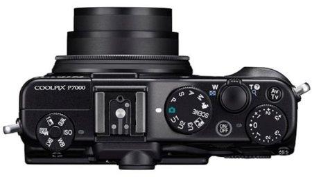 Nikon P7000 controles manuales