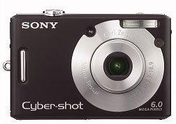 Cyber-shot DSC-W30, W40 y W50, la gama baja de Sony