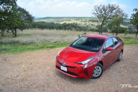 Toyota Prius 2016 (Prueba)
