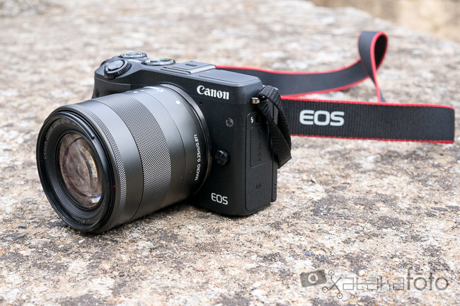 Canon Eos M3 Front1