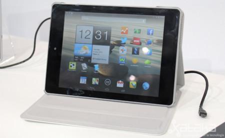 Acer Iconia A1, toma de contacto