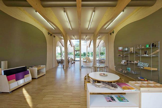 Guarderia Guastalla Proyecto Mario Cucinella Architects 3