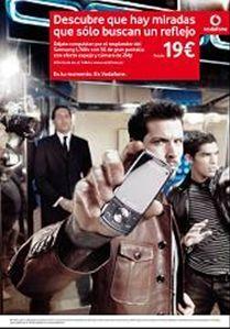 Vodafone lanza terminales de diseño