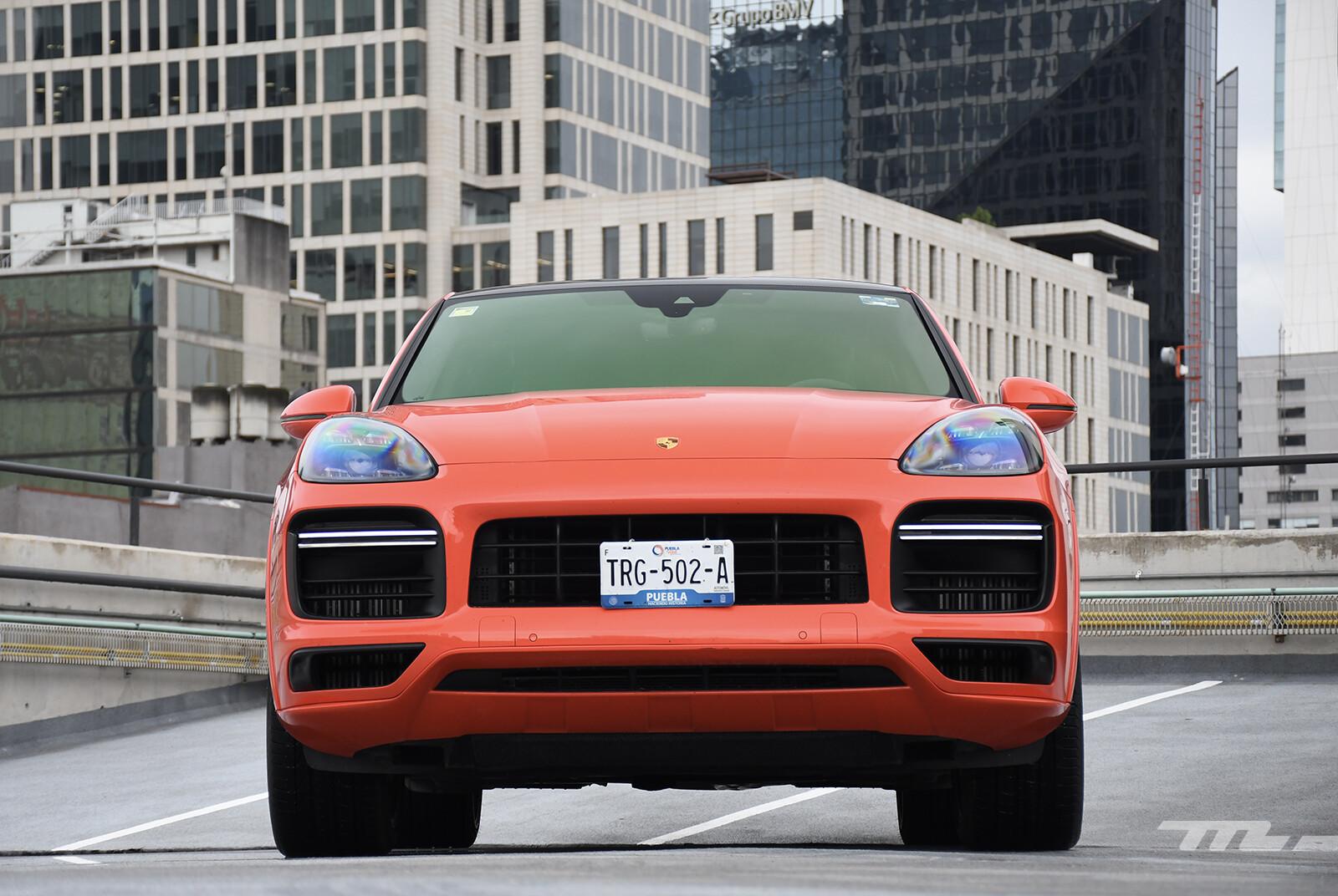 Foto de Porsche Cayenne Turbo Coupé (prueba) (2/28)