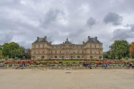Sede del Senado de Francia.
