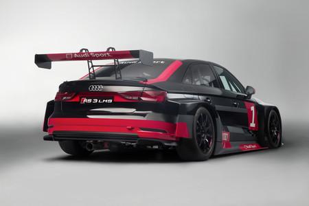 ¡Brutal! Así es el Audi RS 3 LMS, listo para el TCR